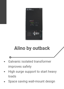 Alino by outback